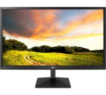 "Monitor LG 24MK430H-B (23,8""; IPS/PLS; FullHD 1920x1080; HDMI, VGA; black color)"
